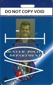 Steve Klemark - Denver Police Department
