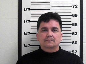 Andy Esquivel jail photo